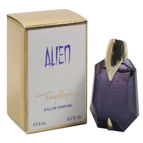 Alien Mini Perfume by Thierry Mugler 6ml / 0.2oz Eau De Parfum for women